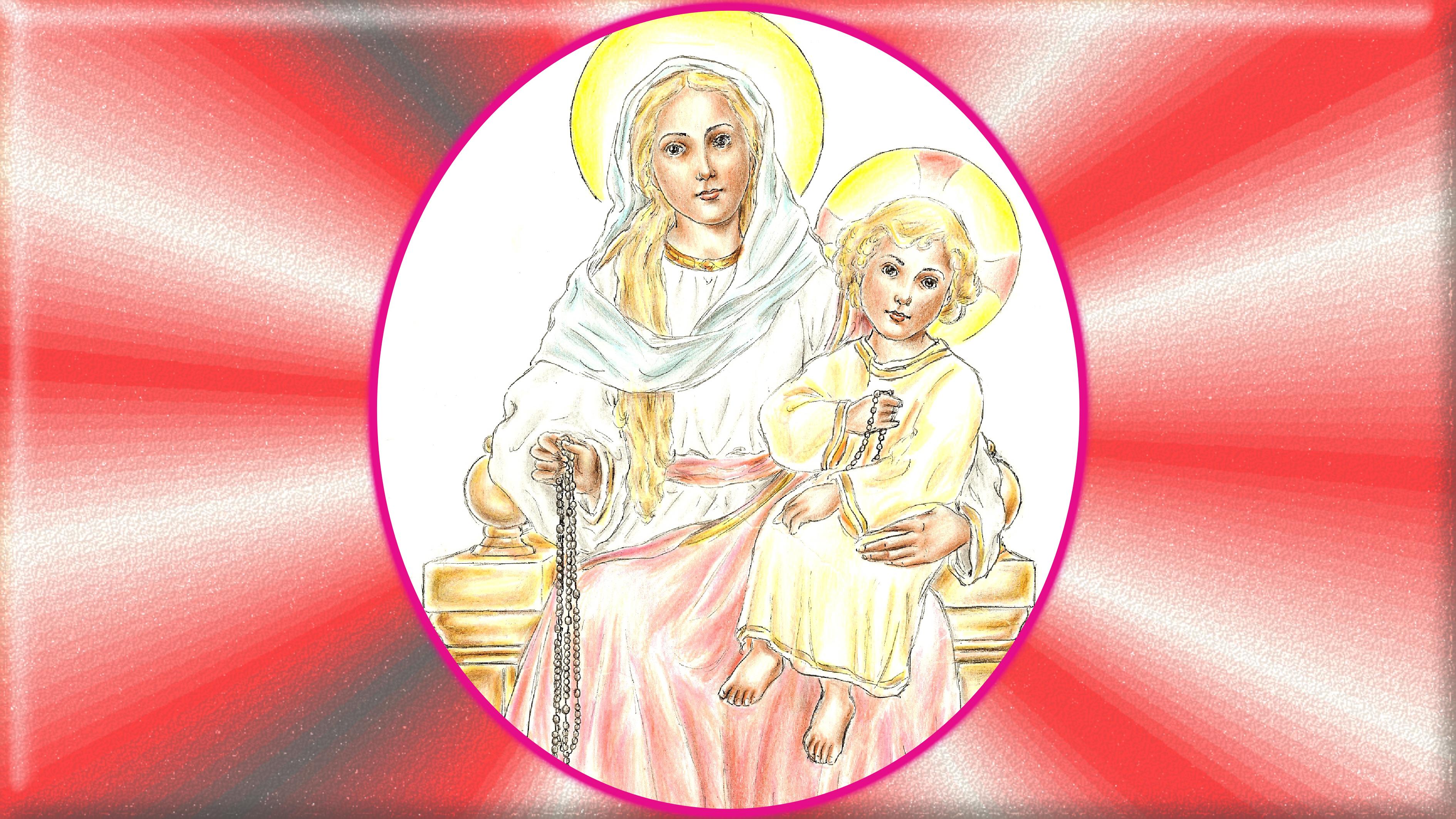 Le Rosaire en Images - Page 4 Notre-dame-du-rosaire-6--569736a