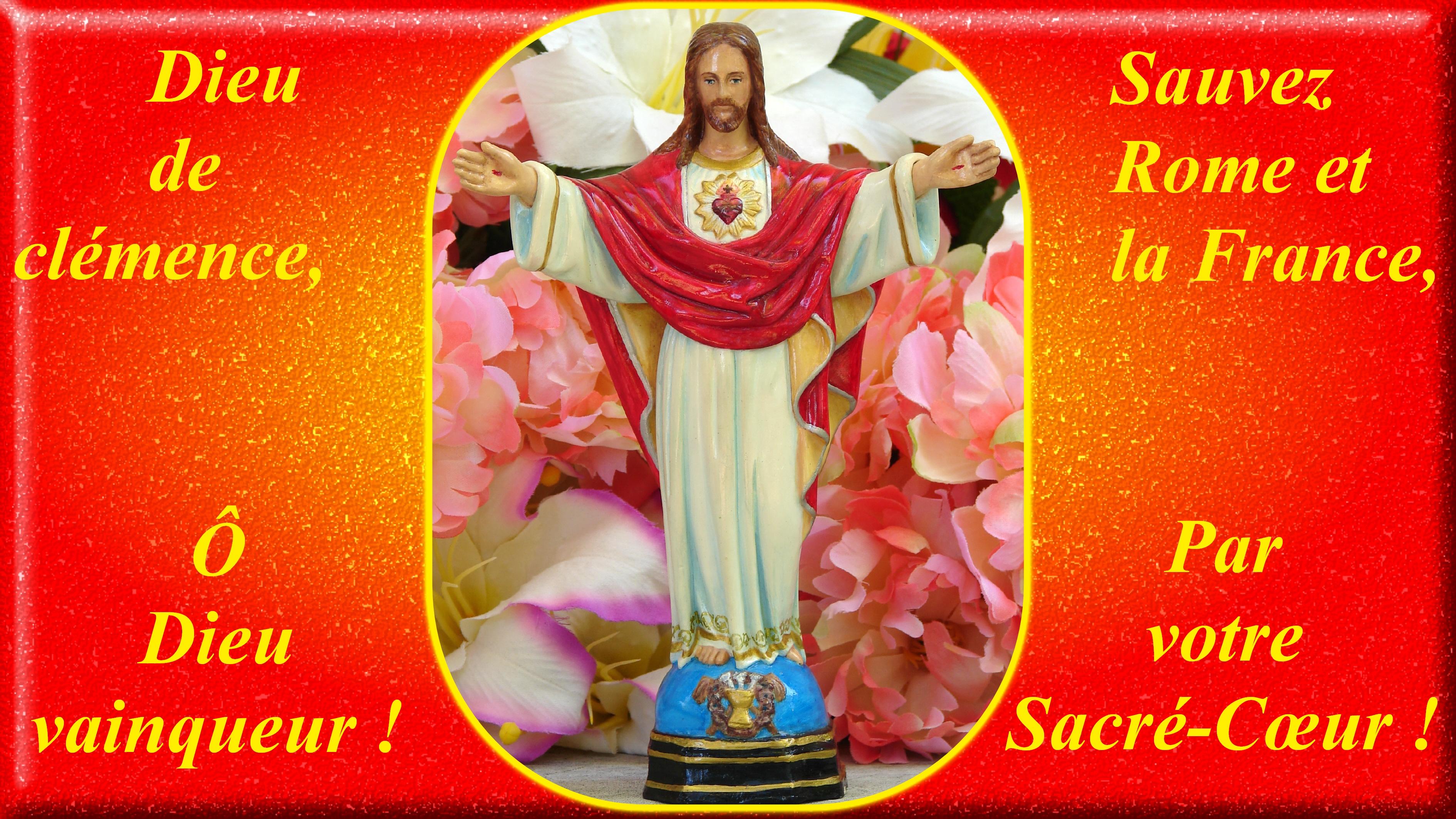 CALENDRIER CATHOLIQUE 2020 (Cantiques, Prières & Images) - Page 20 Le-sacr--coeur-de-montmartre-578db55
